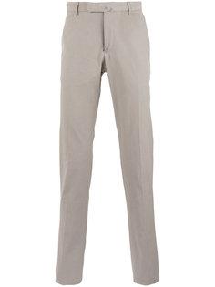 прямые брюки чинос Incotex