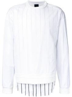 двухслойная рубашка Juun.J