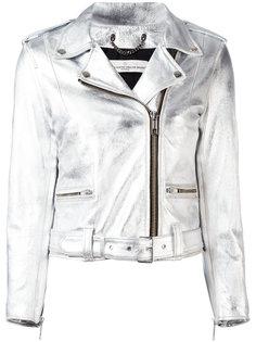 куртка Chiodo с эффектом металлик Golden Goose Deluxe Brand