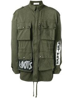 куртка в стиле милитари Faith Connexion
