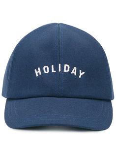бейсбольная кепка с логотипом  Holiday