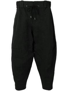 укороченные брюки Devoa