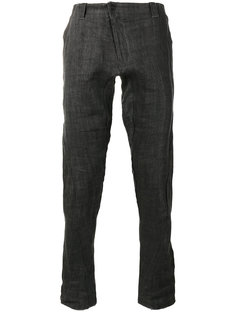 джинсы кроя слим Devoa