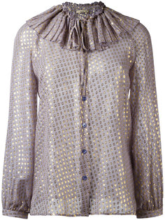 блузка в горох Etro