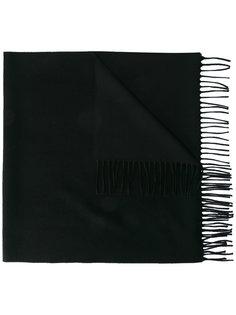 шарф с бахромой Kenzo