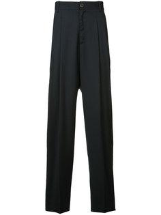брюки со складками Icosae