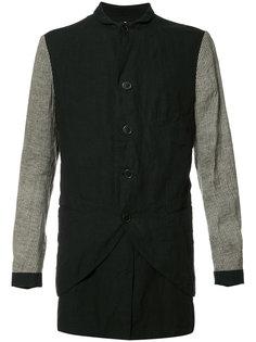 куртка с контрастными рукавами Ziggy Chen