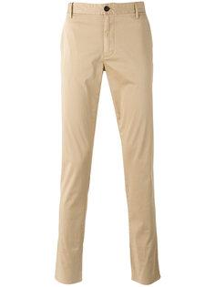 классические брюки чинос Armani Jeans