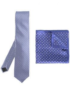 набор из галстука и платка паше Lanvin