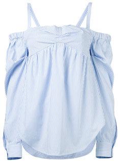 блузка с открытыми плечами Nº21