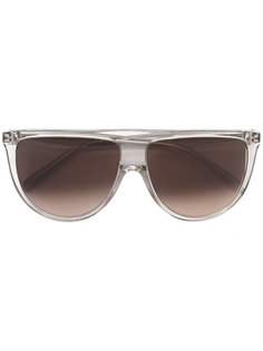 солнцезащитные очки с квадратной оправой Céline Eyewear