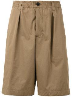 широкие шорты Marni