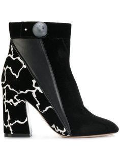 ботинки Pearlogy Nicholas Kirkwood