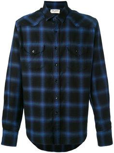 рубашка Western Saint Laurent