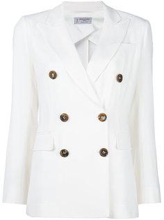 двубортный пиджак Alberto Biani