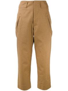 укороченные брюки Isabel Marant Étoile