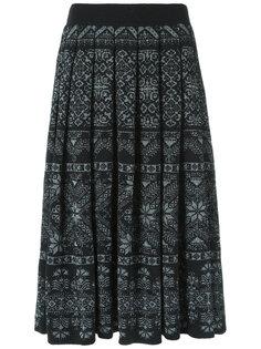 knitted skirt Cecilia Prado