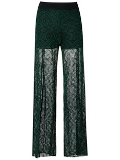 knitted pants Cecilia Prado