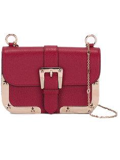 сумка через плечо с пряжкой Red Valentino