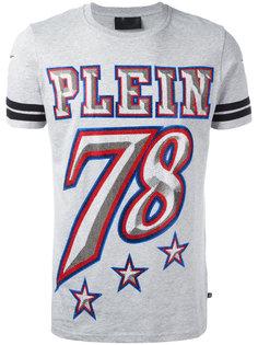 футболка с принтом Cameo Philipp Plein