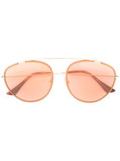 солнцезащитные очки-авиаторы Retrosuperfuture