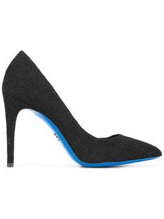 кружевные туфли-лодочки Loriblu