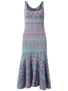 midi knit dress Cecilia Prado