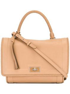 сумка-тоут с плетеным дизайном Givenchy
