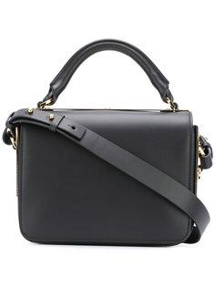сумка Finsbury с золотистой отделкой Sophie Hulme