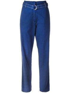 брюки с поясом и D-образной пряжкой Vanessa Bruno Athé