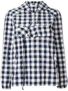 анорак Gingham Peter Jensen