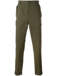 брюки карго Military  Etro