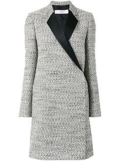 пальто строгого кроя Victoria Beckham