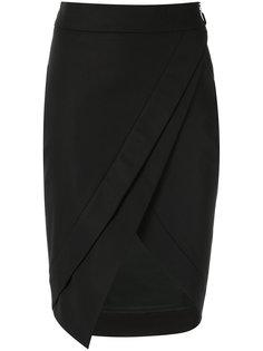 asymmetric skirt Giuliana Romanno