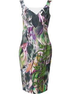 foliage Raissa dress Martha Medeiros