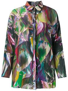 foliage Janaina shirt Martha Medeiros