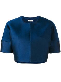 укороченный пиджак Picabia P.A.R.O.S.H.