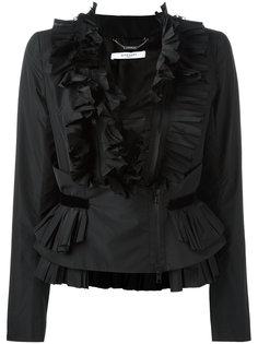 блузка на молнии Givenchy