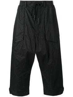 укороченные широкие брюки Y-3