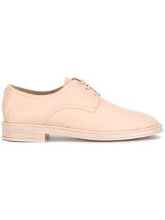 туфли на шнуровке Giorgio Armani
