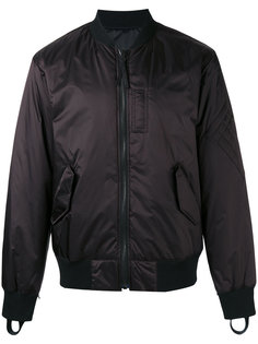 двусторонняя куртка бомбер Helmut Lang