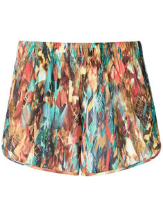 all-over print shorts Lygia & Nanny