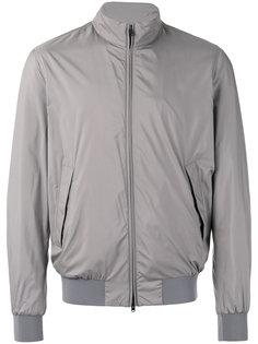куртка-бомбер на молнии Herno