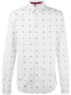 рубашка с принтом McQ Alexander McQueen