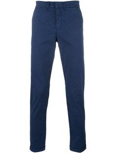 классические брюки-чинос Fay