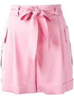 шорты с карманами карго Boutique Moschino