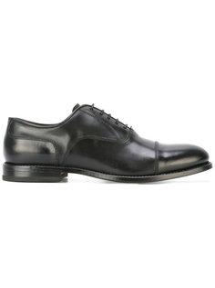 классические туфли дерби W.Gibbs