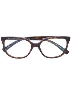 очки с эффектом черепашьего панциря Bulgari