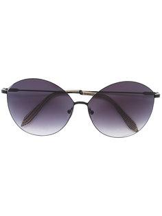 солнцезащитные очки с градиентными стеклами Victoria Beckham