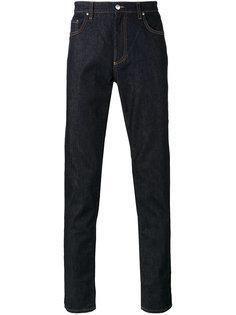 прямые джинсы Versace Collection